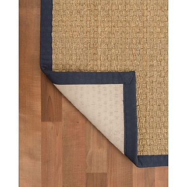Natural Area Rugs Lancaster Handmade Navy Area Rug; 9' x 12'