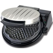 Chef's Choice Five of Hearts Pro Waffle Maker w/ Rib Cover