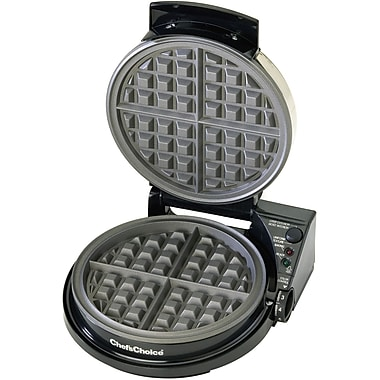 Chef's Choice Belgian Pro Waffle Maker w/ Rib Cover