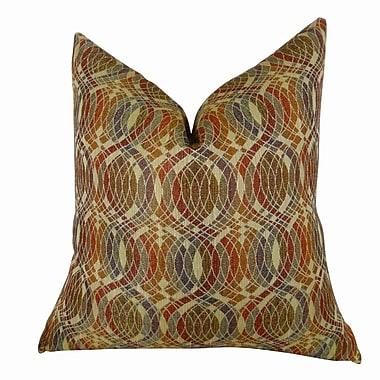 Plutus Brands Orbitz Handmade Throw Pillow ; 26'' H x 26'' W