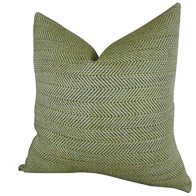 Plutus Brands Parsburg Handmade Throw Pillow ; 20'' H x 20'' W