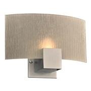 PLC Lighting Cubic 1-Light Wall Sconce