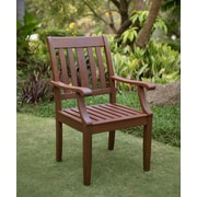 Cambridge Casual Como Dining Arm Chair