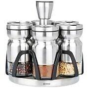 Cuisinox Cuisinox Rotating Spice Jar & Rack