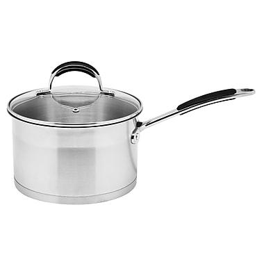 Prime Cook 2.6-qt. Saucepan w/ Lid