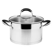 Prime Cook 3-qt. Stock Pot w/ Lid