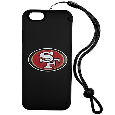 NFL Smartphone Storage Case for iPhone 6, 49ers