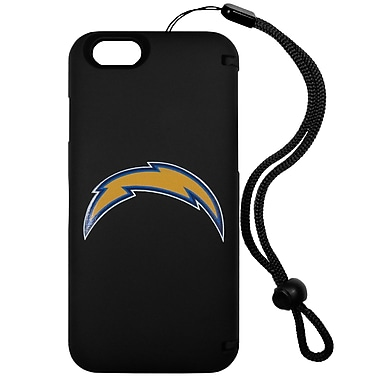 NFL Smartphone Storage Case for iPhone 6, Chargers