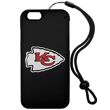 NFL Smartphone Storage Case for iPhone 6, Chiefs