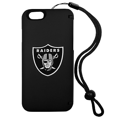 NFL Smartphone Storage Case for iPhone 6, Raiders