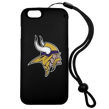 NFL Smartphone Storage Case for iPhone 6, Vikings