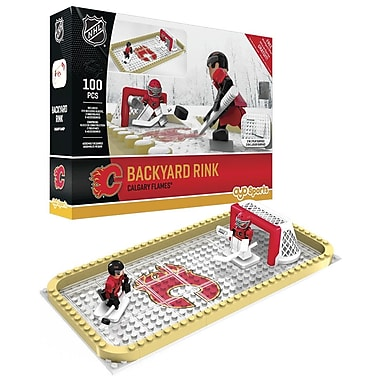 NHL OYO Backyard Rink