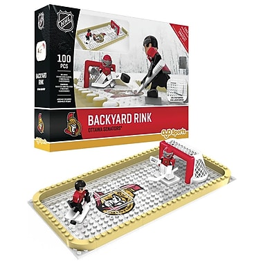 NHL OYO Backyard Rink, Ottawa Senators