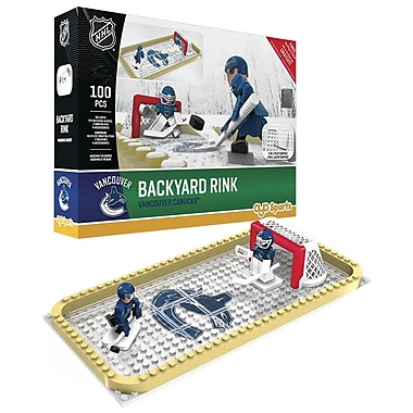 NHL OYO Backyard Rink, Vancouver Canucks