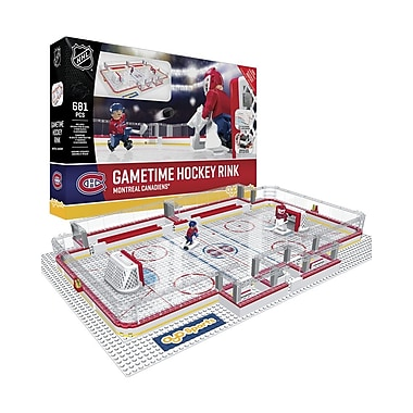 NHL OYO Gametime Rink, Montreal Canadiens