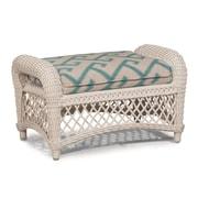 ElanaMar Designs Savannah Ottoman w/ Cushion; Select Your Fabric