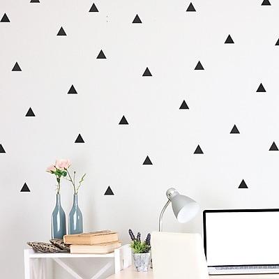 Walls Need Love Triangle Wall Decal