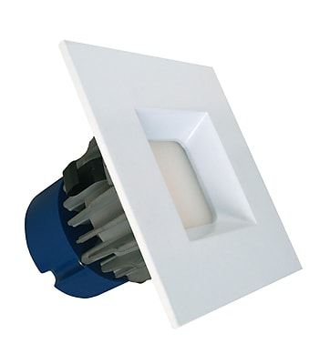 Deco Lighting Square 4.88'' LED Recessed Retrofit Downlight WYF078278522703