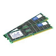 AddOn 4GB FBDIMM for Apple Computer MB193G/A - DDR2 - 4 GB : 2 x 2 GB - FB-DIMM 240-pin