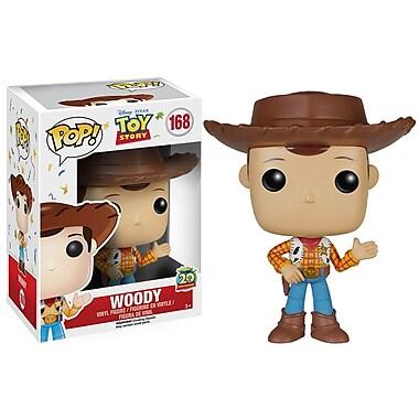 Pop! Figurine en vinyle Disney : Histoire de jouets, Woody