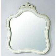 InFurniture 40.9'' H x 37.4'' W Mirror