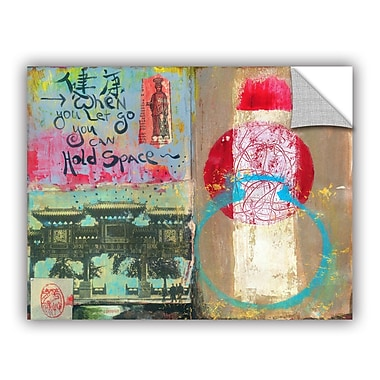 ArtWall Art Journal Let Go by Elena Ray Graphic Art; 14'' H x 18'' W