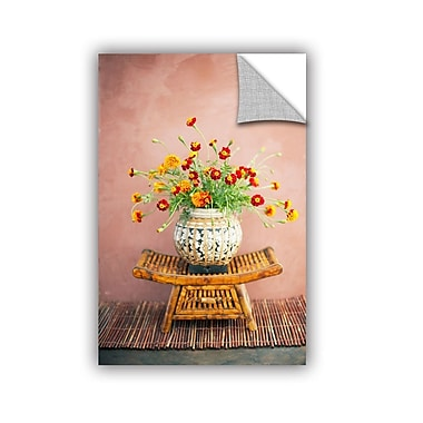 ArtWall Asian Floral by Elena Ray Photographic Print; 12'' H x 18'' W
