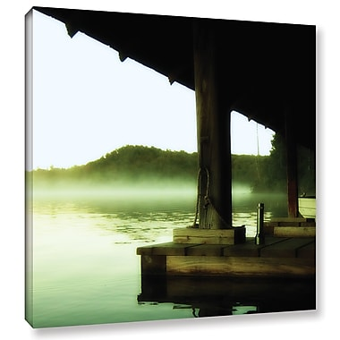 ArtWall Zen by Revolver Ocelot Framed Photographic Print on Wrapped Canvas; 18'' H x 18'' W