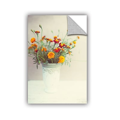 ArtWall Flowers Classical Vase by Elena Ray Removable Photographic Print; 36'' H x 24'' W