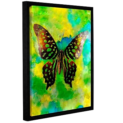 ArtWall Elena Ray's Framed Painting Print on Wrapped Canvas; 32'' H x 24'' W