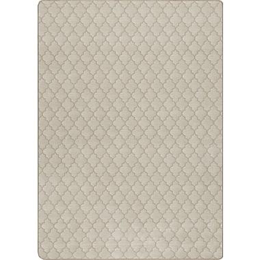 Milliken Imagine Essex Alabaster Area Rug; Rectangle 2'1'' x 7'8''