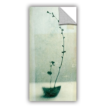 ArtWall Ikebana by Elena Ray Removable Painting Print; 48'' H x 28'' W