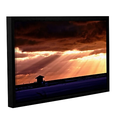 ArtWall 9992Aa by Lindsey Janich Framed Photographic Print on Wrapped Canvas; 12'' H x 18'' W