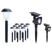 Jiawei Technology 12-Piece LED Landscape Lighting Set (Set of 12)
