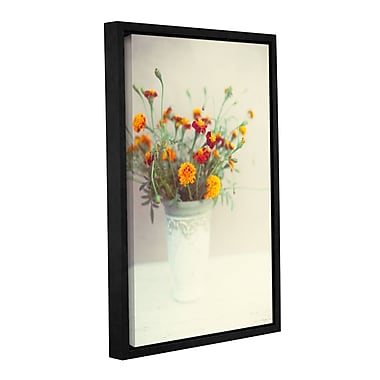 ArtWall Flowers Classical Vase by Elena Ray Framed Photographic Print on Wrapped Canvas