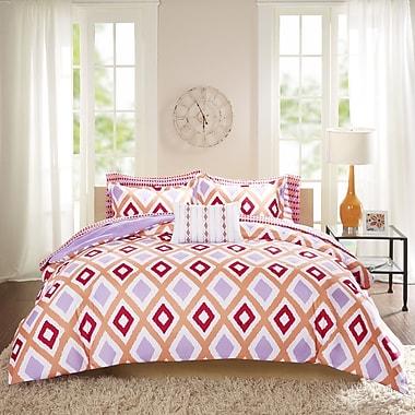 Intelligent Design Piper Complete Bed and Sheet Comforter Set; Full