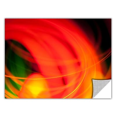 ArtWall Abstract by Revolver Ocelot Removable Graphic Art; 16'' H x 24'' W