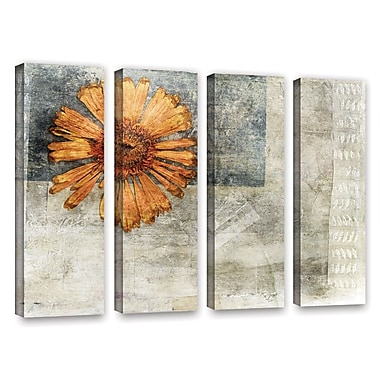 ArtWall Elena Ray's 4 Piece Painting Print on Wrapped Canvas Set; 36'' H x 48'' W