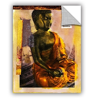 ArtWall Be A Buddha by Elena Ray Graphic Art; 48'' H x 36'' W WYF078278525018