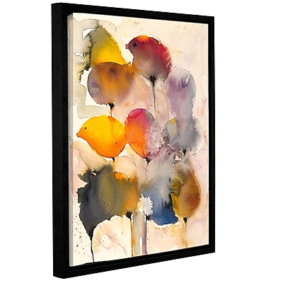 ArtWall Karin Johannesson's Framed Painting Print on Wrapped Canvas; 24'' H x 18'' W