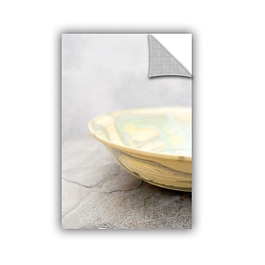 ArtWall Mazamar Bowl by Elena Ray Removable Photographic Print; 18'' H x 12'' W