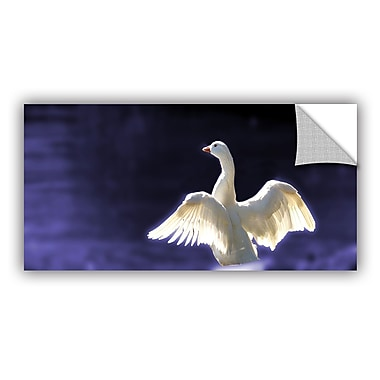 ArtWall Goosewings by Lindsey Janich Graphic Art; 24'' H x 48'' W