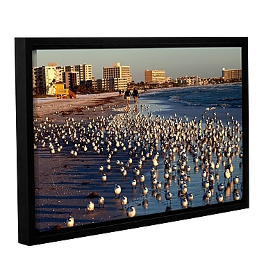 ArtWall 0700A by Lindsey Janich Framed Photographic Print on Wrapped Canvas; 12'' H x 18'' W