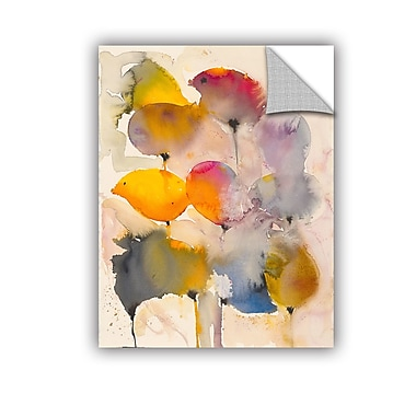ArtWall Karin Johannesson's Removable Painting Print; 18'' H x 14'' W