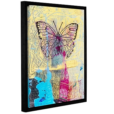 ArtWall Elena Ray's Framed Painting Print on Wrapped Canvas; 24'' H x 18'' W