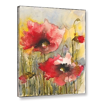 ArtWall Karin Johannesson's Painting Print on Wrapped Canvas; 32'' H x 24'' W