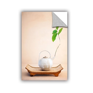 ArtWall Zen New Leaf by Elena Ray Photographic Print; 48'' H x 32'' W