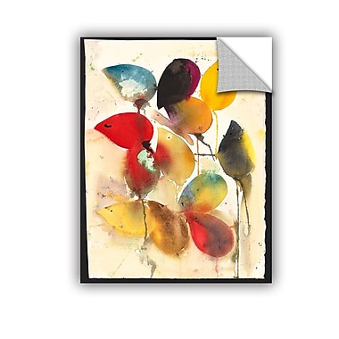 ArtWall Mice by Karin Johannesson Painting Print; 48'' H x 36'' W