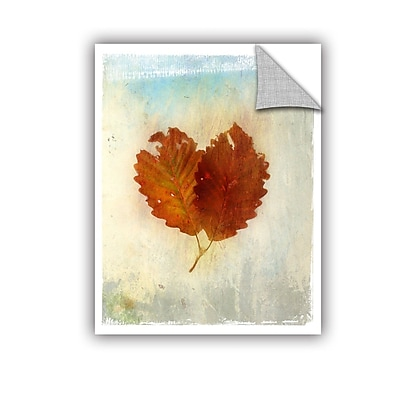 ArtWall Leaf Iii by Elena Ray Removable Painting Print; 36'' H x 48'' W