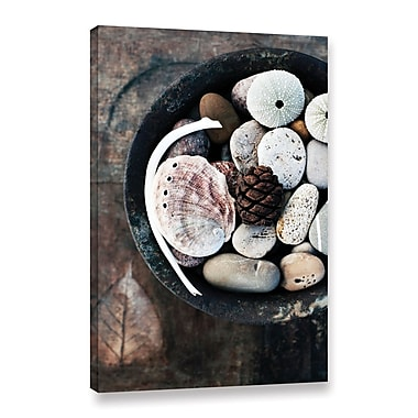 ArtWall Bowl Of The Sea by Elena Ray Photographic Print on Wrapped Canvas; 48'' H x 36'' W